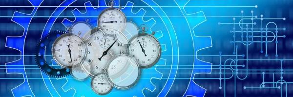 時間を表す